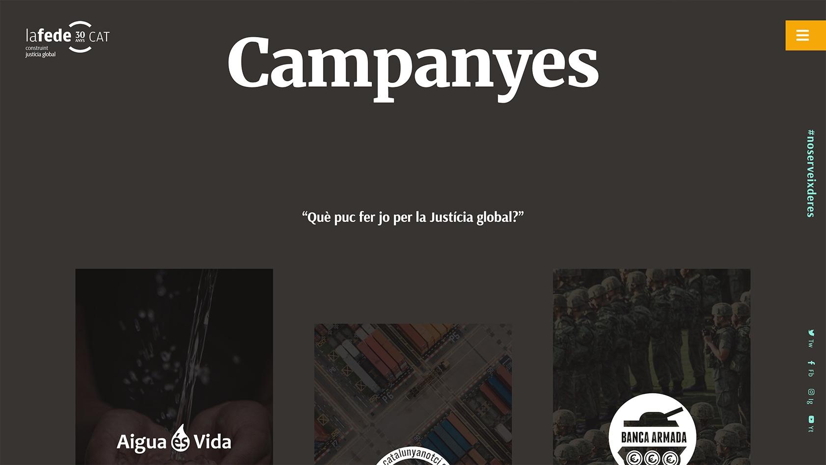 lafede-disseny-web